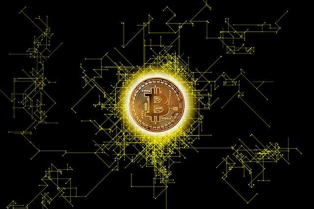 obrázek Bitcoinu