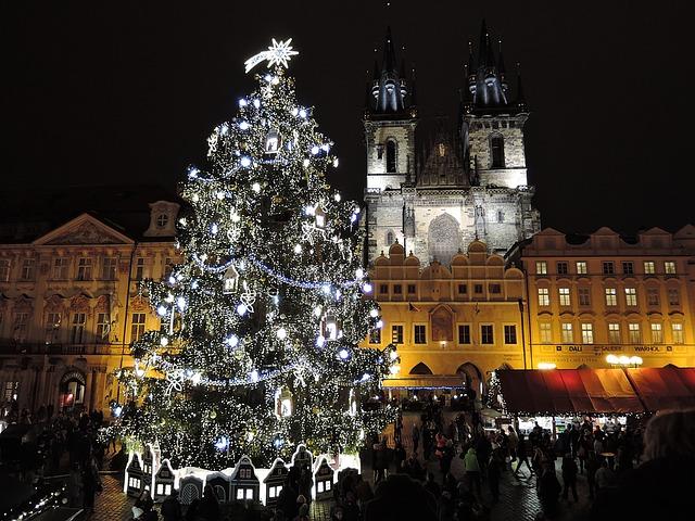 vánoční trh Praha