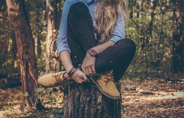 trekové boty dámské